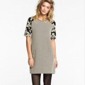 🌹Maison Scotch Jacquard Sweat Dress Size 2🌹